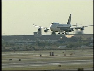 Airlines ground flights, passengers re-routed