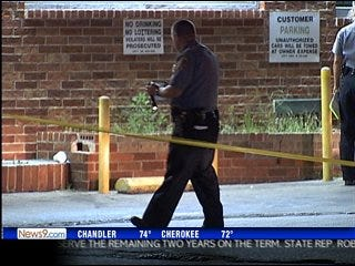 Man shot in northeast Oklahoma City