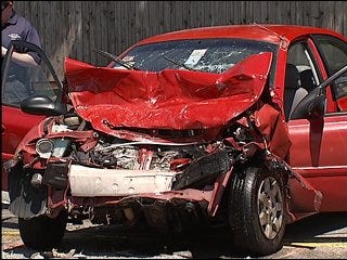 Driver collides with man, killing him