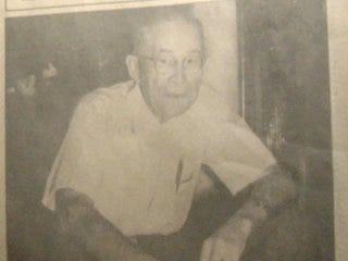 Man's death prompts town legend