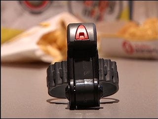 Happy Meal toy could be mistaken for weapon