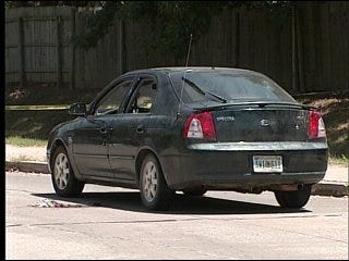 Driver shot by officer identified