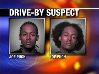 OKC police seek help finding drive-by shooting suspect