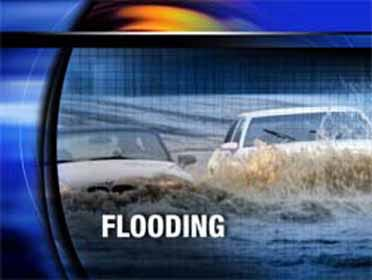 Hurricane Dolly Remnants Bring Downpour To El Paso