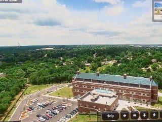 Viewing Oklahoma virtually 360 degrees