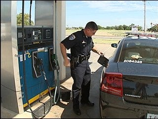 Police officers urged to use pure gasoline