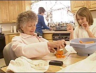 Family nominates a granny on the go as an Oklahoma Hero