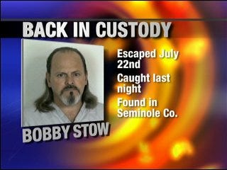 Last of 4 prison escapees caught