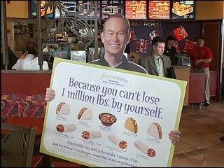 Mayor Cornett to serve Taco Bell tacos
