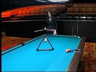 Casino hosts pool tournament