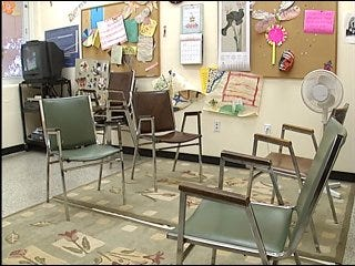 Organization aids abused children, offers support
