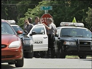 Suspects in police custody after chase