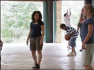 Camp helps family members deal with Alzheimer's