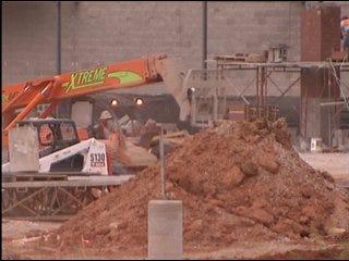 Edmond struggles with construction progress