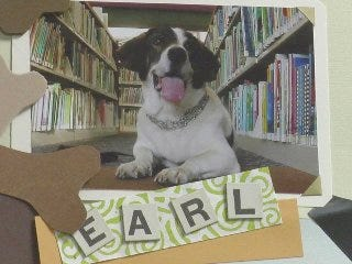 Canines crave books