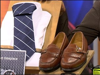 Help your dad be fashionable for Father's Day
