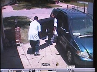 Home burglaries similar to each other