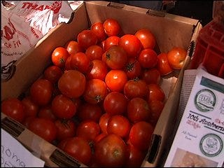 Oklahomans search out local produce