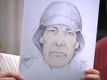 'Person of interest' sketch released