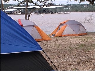 Campers cope with rate increase