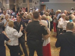 Seniors attend prom years after high school