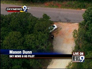 High-speed chase ends in crash