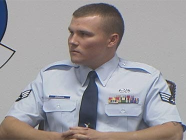 Airman receives highest honors