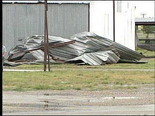 Cleveland County, downtown Norman lose power