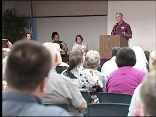 Conditions under investigation at Veterans Center