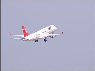 Fuel costs rise, airlines cut flights from metro