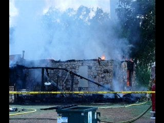 Mother, 2 boys killed in fire identified