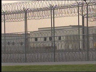Child molestation reported at jail