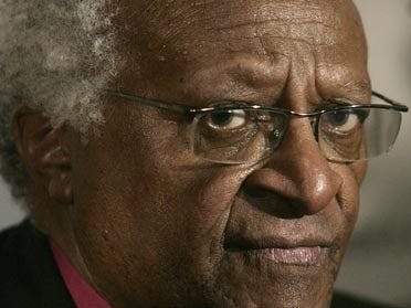 Tutu urges Coburn to drop hold on AIDS bill