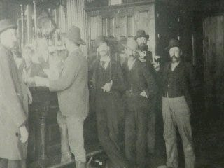 1889 saloon still going strong