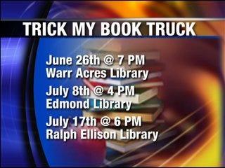 Library host summer reading program