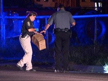 Attacker sets woman ablaze near Choctaw