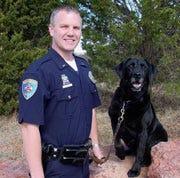 Retired police dog dies