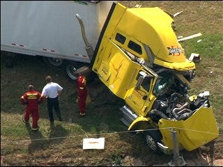 ODOT urges safety on interstates
