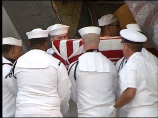 Farley's body returned to Oklahoma, funeral scheduled