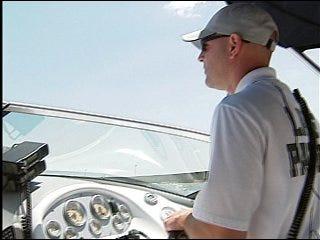 Officials: Risky waters at Grand Lake
