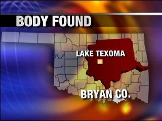 Missing man found dead in Lake Texoma