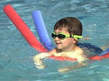 Swim lessons for metro children