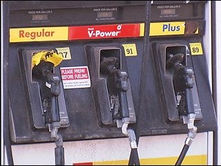 Gas stations to label ethanol blends