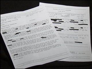 Police report reveals details of Murdock arrest