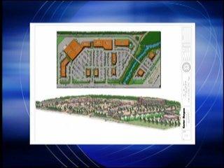 Developer plans Del City retail center