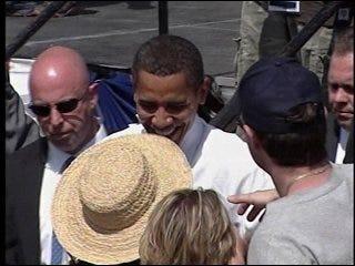 Oklahoma reacts to Obama's success