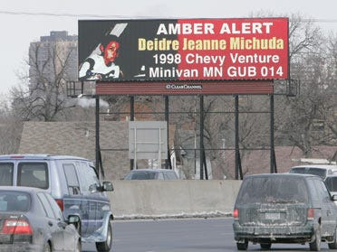 State's Amber Alert system goes high-tech
