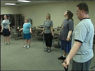 Family credits trainer for transformation