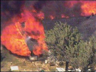 Firestorm forces Gotebo evacuation