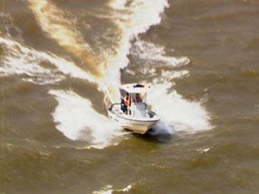 Men involved in boating incident identified